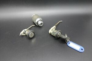 BMW E21 Barillet de porte de serrure coffre 51241846159 51211845507 51211845508