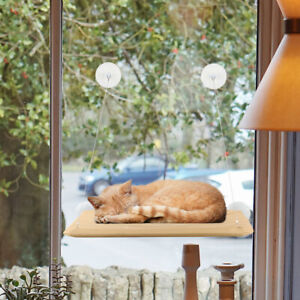 Cat Bed Window Mounted Pet Sunshine Bed Conservatory Wall Hammock Cushion