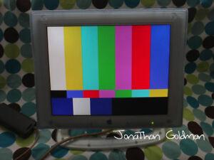 "Apple Studio Display 15"" M7613 Graphite Digital DVI Display Monitor Vintage RARE"