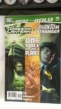 DC Comics Brave & Bold Green Lantern Batman Phantom Stranger
