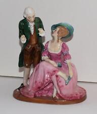 VERY RARE Royal Doulton Figurine-COURT SHOEMAKER-HN1755-Ret 1949-L Harradine