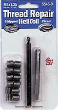 Helicoil 5546-9 M9x1.25 Metric Coarse Thread Repair Kit NEW  / FREE SHIPPING