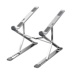 Portable Folding Stand For Laptop, Tablet Holder Desk Riser in Velvet Bag ;)