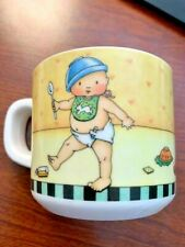 "Mary Engelbreit Child's ""Manners� Mug Me Produced By Charpente 1997"