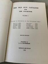 ten old gun catalogs vol 1 1943