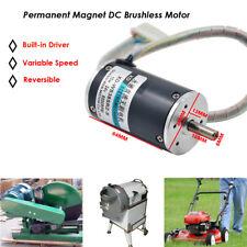DC Brushless Permanent Magnet Motor Variable Speed Built -in Driver Generator