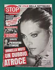 STOP N.1905 ANNO 1985 ORNELLA MUTI UN DUBBIO ATROCE
