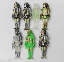 "lot 7 Predator Series Funko Action Stealth Masked loose Figure 3 3/4"""