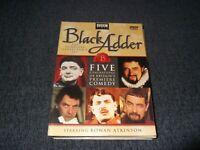 Black Adder BBC Rowan Atkinson 5 Generation Brittan's Comedy DVD Set