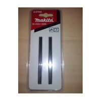 Makita 82mm Planer Blades D-07945 TCT Reversible To Fit Kp0800 GHO26 Pk2