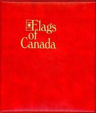 Canada SC # 821-832 Provincial And Territorial Flags FDC. Fleetwood Cachet. i...