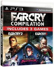 Far Cry Compilation (Sony PlayStation 3, 2014) PS3