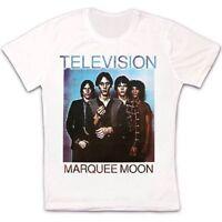 Television 70s New Wave Punk Rock Retro Vintage Hipster Unisex T Shirt 1687