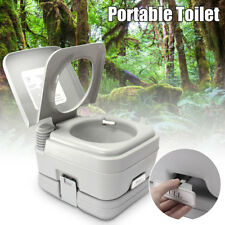 10L Outdoor Portable Toilet Camping Potty Caravan Travel Camp Boating Travel