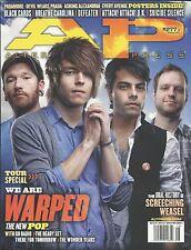 Alternative Press magazine Warped Tour Go Radio The Ready Set There For Tomorrow