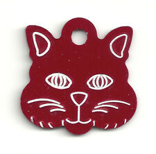 Pet Id Tags for Cats & Kittens Personalized, Bells, Mice, Hearts, Paws, Cats!