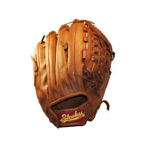 1400BW-Right Hand Throw Shoeless Joe Mens 14 inch Softball Glove 1400BW Right Ha