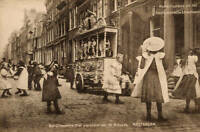 OLD PHOTO Featuring Children's Street Entertainment In Amsterdam