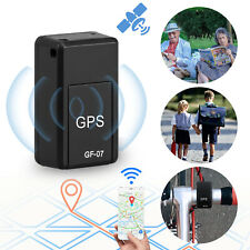 US GF07 Mini GPS Real-time Car Locator Tracker Magnetic GSM/GPRS Tracking Device