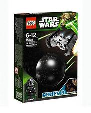 LEGO Star Wars 75008 TIE Bomber Pilot Asteroid Field Planet Kugel Series 3