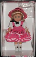 "NMIB VOGUE DOLLS GINNY DOLL CLUB 8"" LOGO GINNY #9GC04"