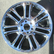 "CADILLAC ESCALADE 22"" ALLOY WHEEL CHROME (1) 2007 - 2014 # OEM 9597224 5358"