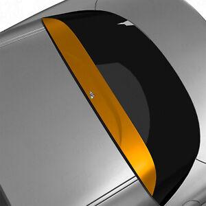Rear window spoiler LION'S KIT V.2 for Mazda RX8 RX-8 03-12