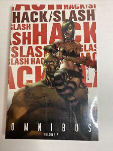Hack/Slash Omnibus Volume 4 Devil's Due Publishing 2010 NM Sealed