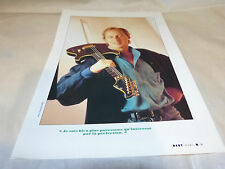MARK KNOPFLER - Mini poster couleurs 2 !!!!!!!!!