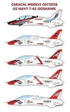 CARACAL MODELS 1/72 US Navy T-45 Goshawk # 72028