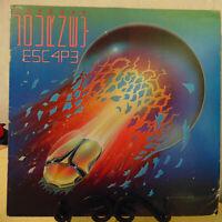Journey   -Escape-1981 Columbia #TC 37408- Classic Rock Vinyl LP - VG+/VG+