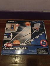 Basketball Over the Door Game Indoor Hoops Electronic Arcade Sports