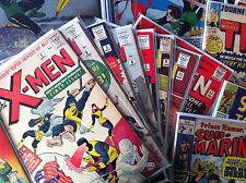 SILVER AGE GRAB BAG PREMIUM: X-men, Spider-man, Iron Man, Hulk, Avengers 181 1