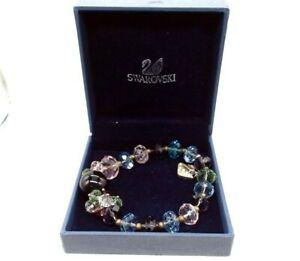 Swarovski Rainbow Coloured Bracelet
