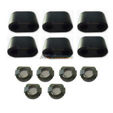 HOLDEN COMMODORE VT VU VX VY VZ V8 EXHAUST HANGER RUBBER MOUNTS KIT