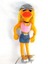 "18"" Muppets Janice Plush Doll Toy Jim Henson Sababa Toys 2004 Electric Mayhem"