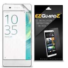 2X EZguardz LCD Screen Protector Cover HD 2X For Sony Xperia XA