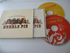 Humble Pie The Best Of The Immediate Years 2 CD Album 2006 29 Titres