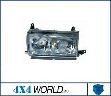 For Toyota Landcruiser HZJ80 Series Head Light Lamp - Left Hand 1990-1998
