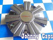 EQUUS Wheels [67] Chrome Center Caps # KLASH FWD Custom Wheel Center Hub Cap (1)