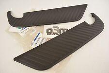 1999-2004 Ford F-150 Driver & Passenger Side Black Bumper Top Step Pad Set OEM
