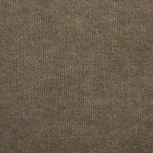 Dark Brown Budget Cord Carpet, Cheap Thin Temporary Flooring, Exhibition, Event
