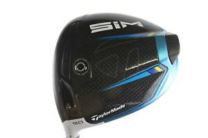 TaylorMade SIM2 Driver 9° Extra-Stiff Left-Handed Graphite #49036 Golf Club