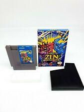 Nintendo NES ZEN Intergalactic Ninja PAL B ► Very Rare ◄