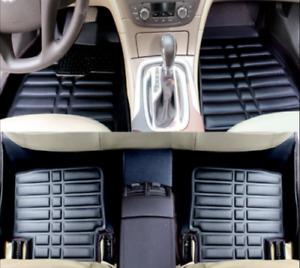 For Kia Sorento 2009-2017 Floor Mats Floor Liner All-Weather Waterproof Car mat
