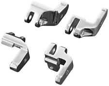For Harley Electra Glide Ultra Classic Driver Floorboard Relocation Brackets Kit