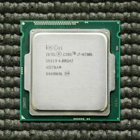 Intel Core i7 4790K CPU 4.0GHz LGA1150 *FULLY TESTED* - 12 Month Warranty