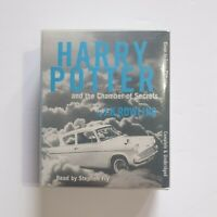 Harry Potter and the Chamber of Secrets Unabridged Audiobook 6 Cassettes - Fry