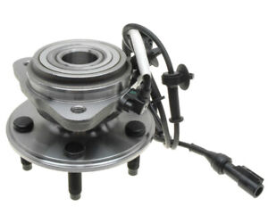 Wheel Bearing and Hub Assembly-R-Line Front Raybestos 715051