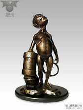 SIDESHOW HELLBOY HELLBABY FAUX BRONZE POLYSTONE STATUE Maquette Movie Replica